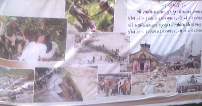uttarakhand help swaminarayan temple
