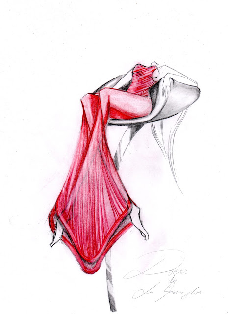 The red dress 2012