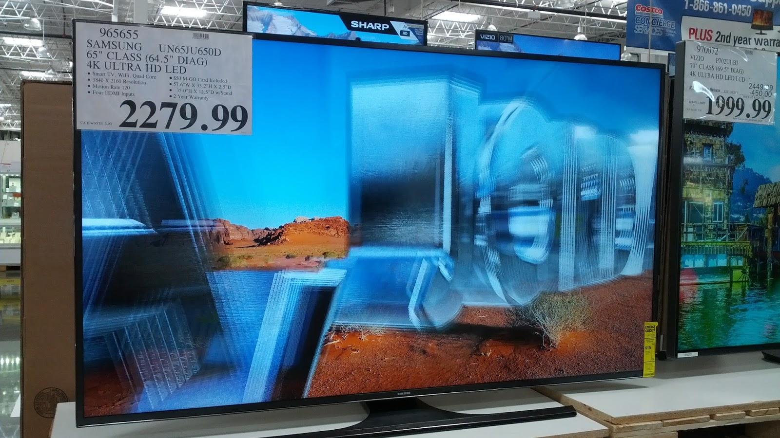 Costco tv deals 65 inch
