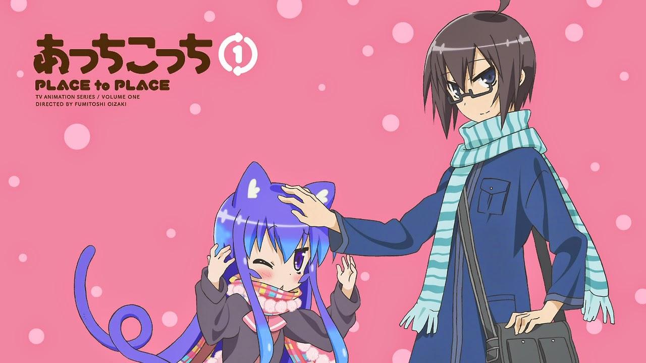 Mundo distorsión : reseña de anime: Acchi kocchi.
