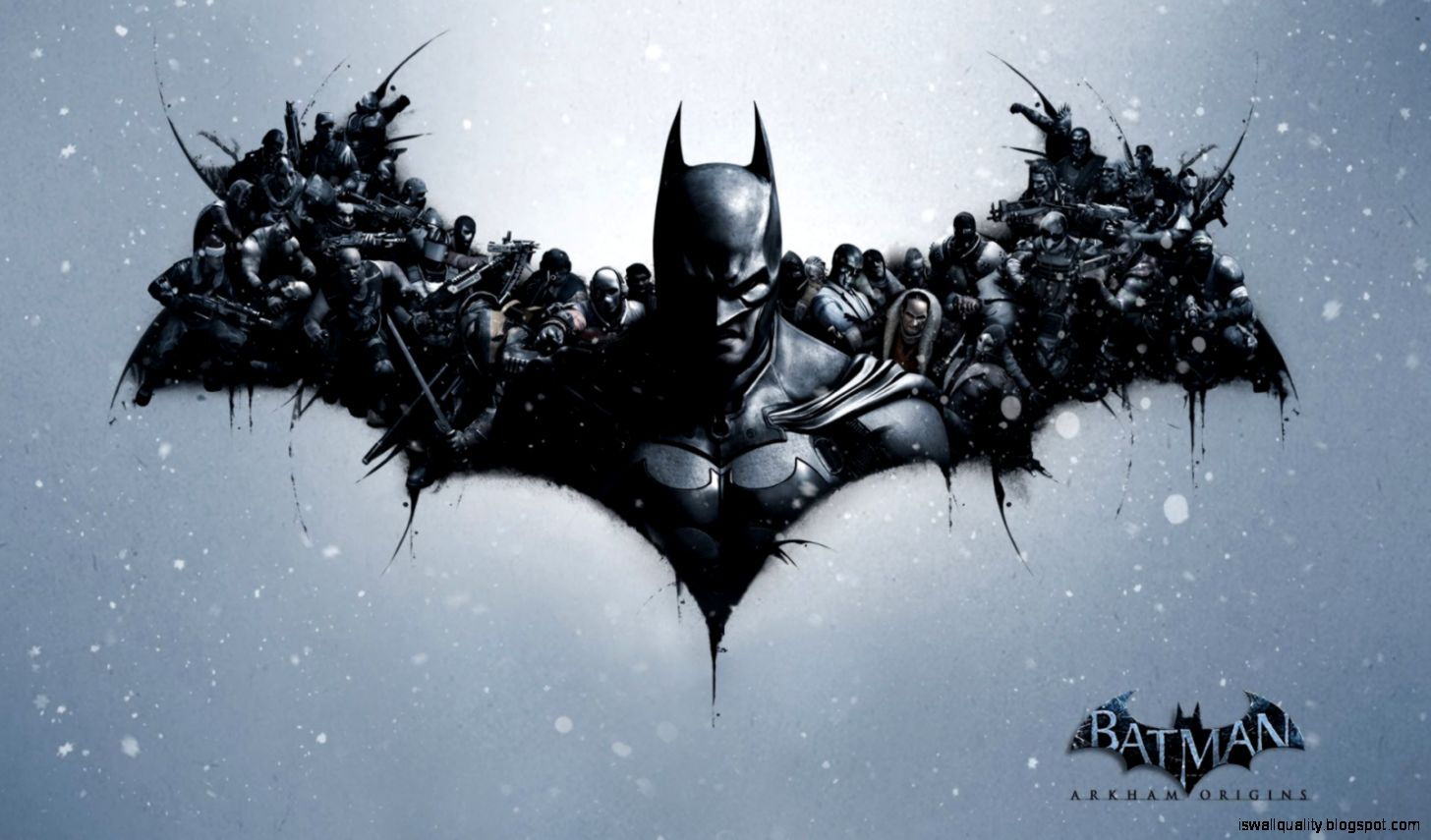 batman arkham origins video game wallpapers - 74 Batman Arkham Origins HD Wallpapers Backgrounds