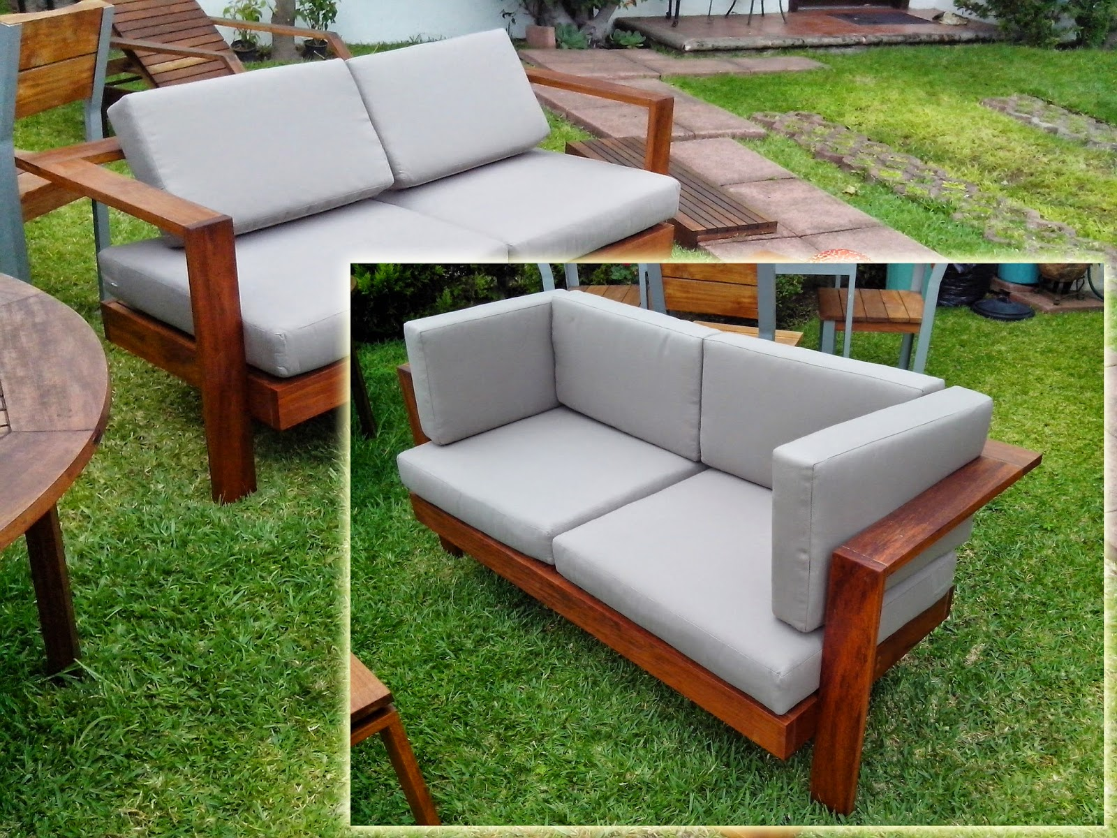 Arkydeck muebles exteriores para hotel - Muebles exterior madera ...