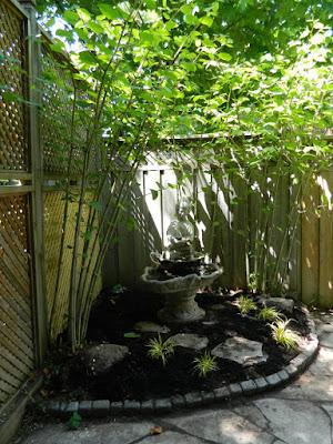 Ravina Crescent back garden renovation after by Paul Jung Gardening Services Toronto