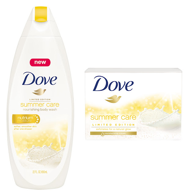 Dove, Dove Summer Care Body Wash, Dove Summer Care Beauty Bar, A Month of Beautiful Giveaways, beauty giveaway