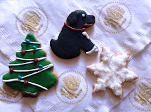 White House 2012 Holiday Recipes