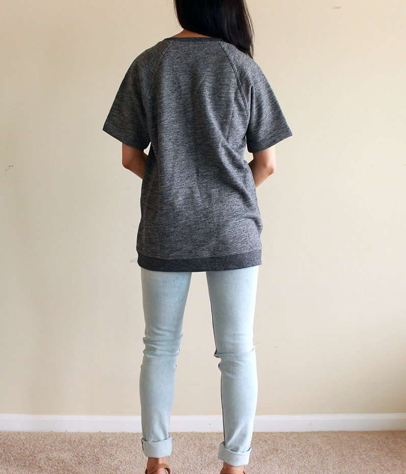 Be Linspired: Everlane Short Sleeve and Tunic Sweatshirt | Review ...