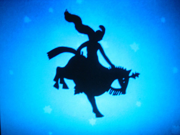 1926's Adventures of Prince Achmed
