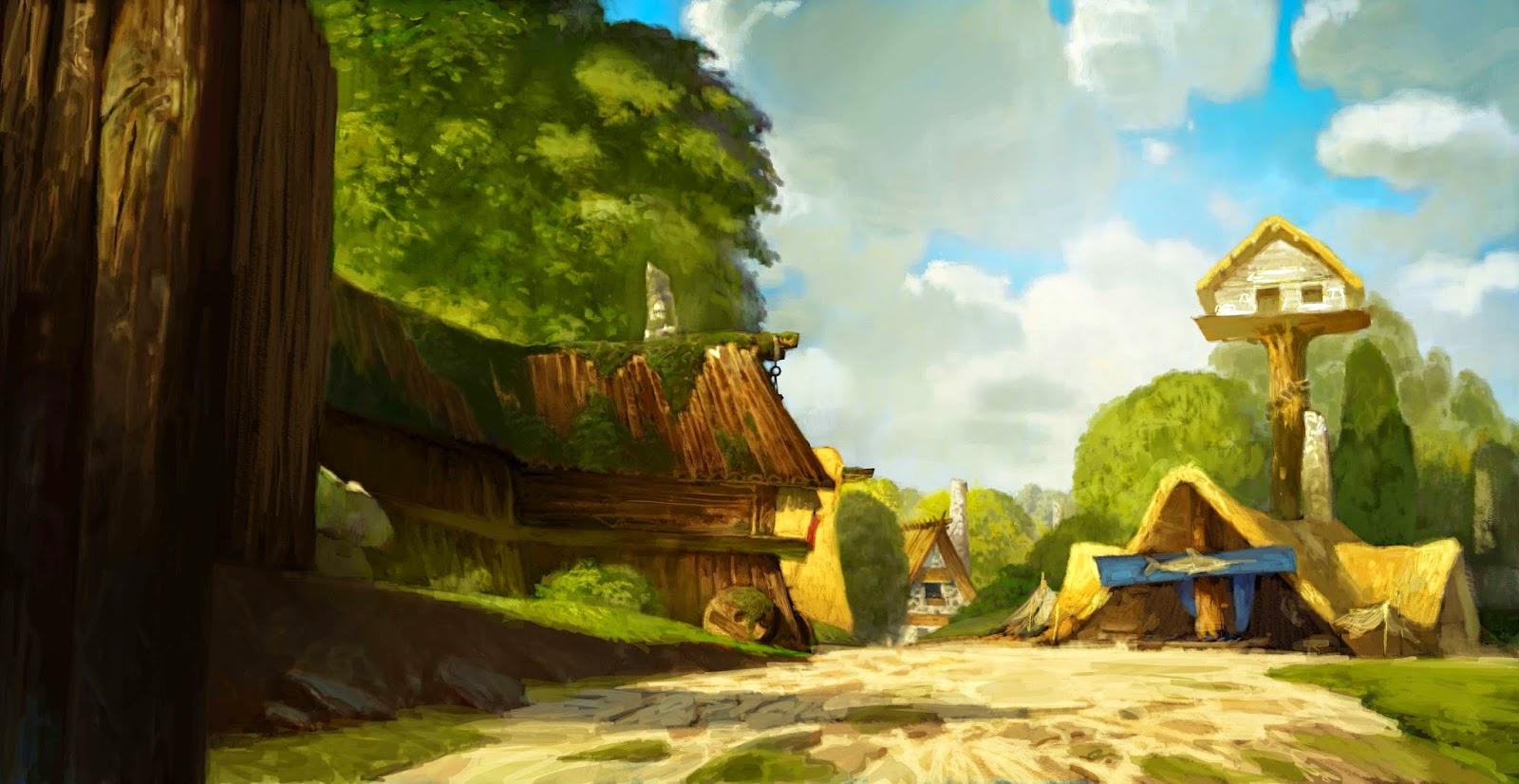 Astérix par Daniel Cacouault