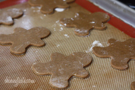 Low-Fat Gingerbread Cookies Recipe — Dishmaps