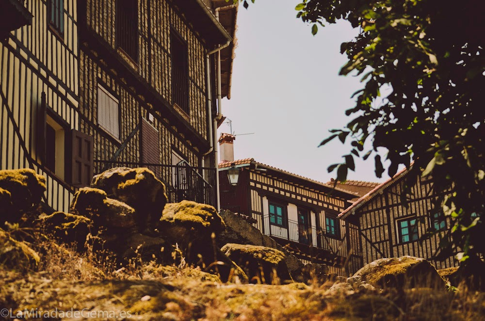 La alberca un pueblo con encanto en salamanca los for Alberca pueblo de salamanca