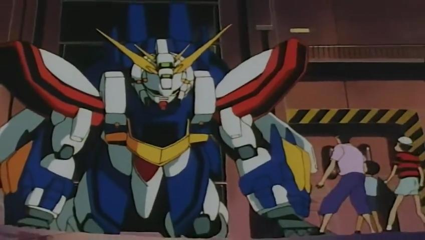 Mobile fighter g gundam episode 27 subtitle indonesia for Domon episode 39
