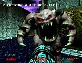 Gage-ing Games: Review: Doom 64