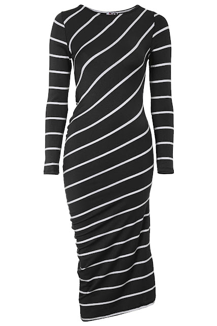 black white wal g dress