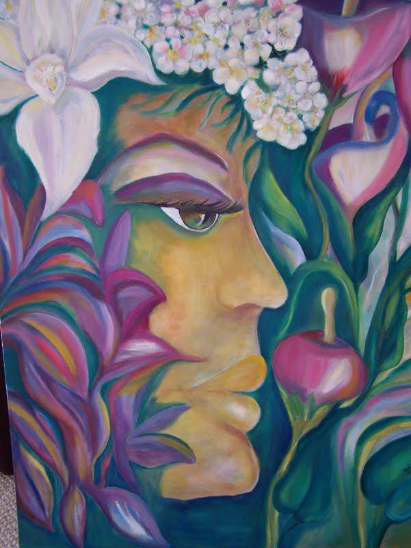 Rod Daut and Martha Flores Art Blog: Seattle Urban Landscape, Mosaic ...