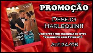 PROMOÇÃO: Desejo Harlequin!!!