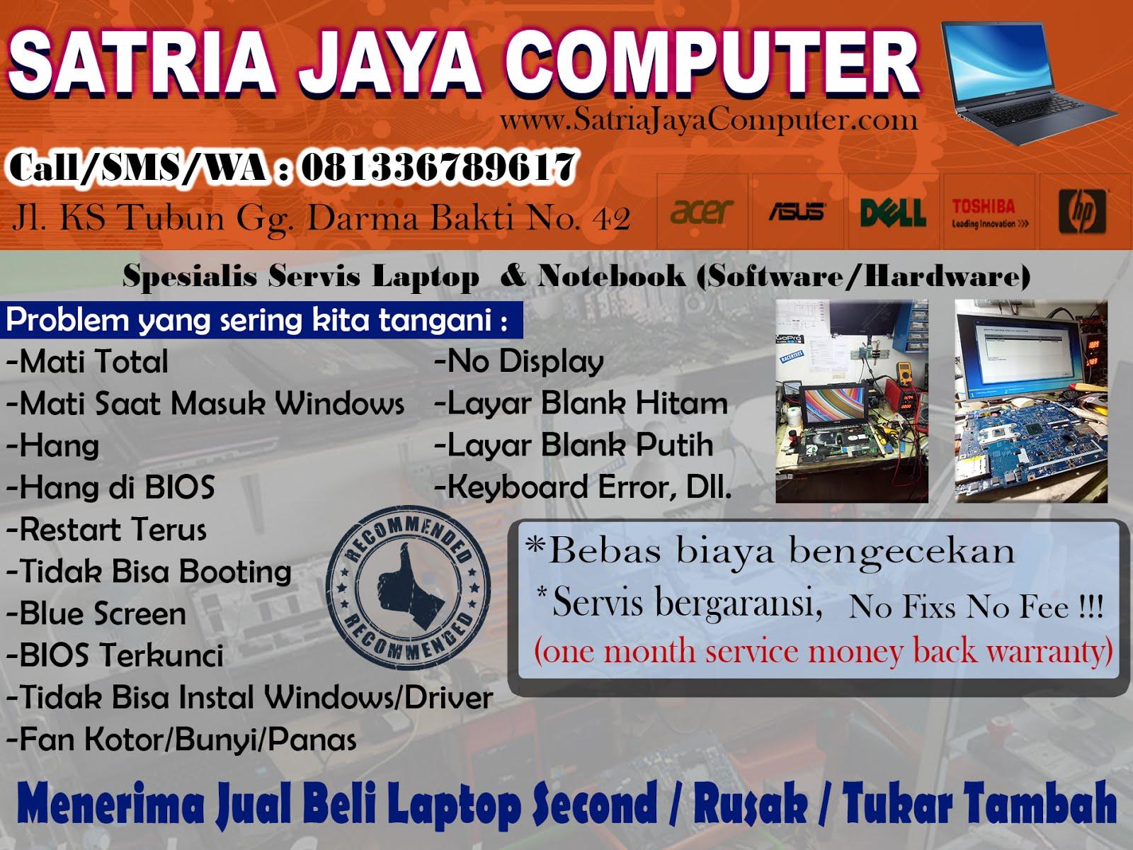 Servis Laptop Bojonegoro