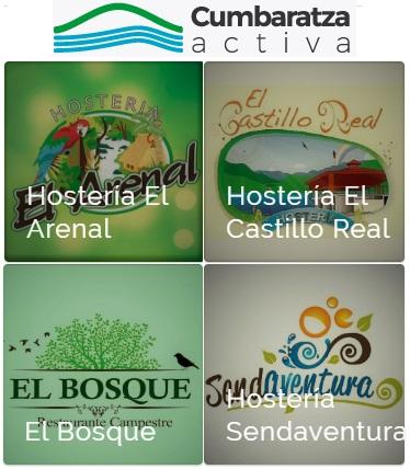 """Cumbaratza Activa"" Turismo en Zamora Chinchipe"