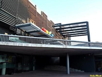 Auditori Municipal Miquel Pont de Castella del Vallès. Autor: Carlos Albacete