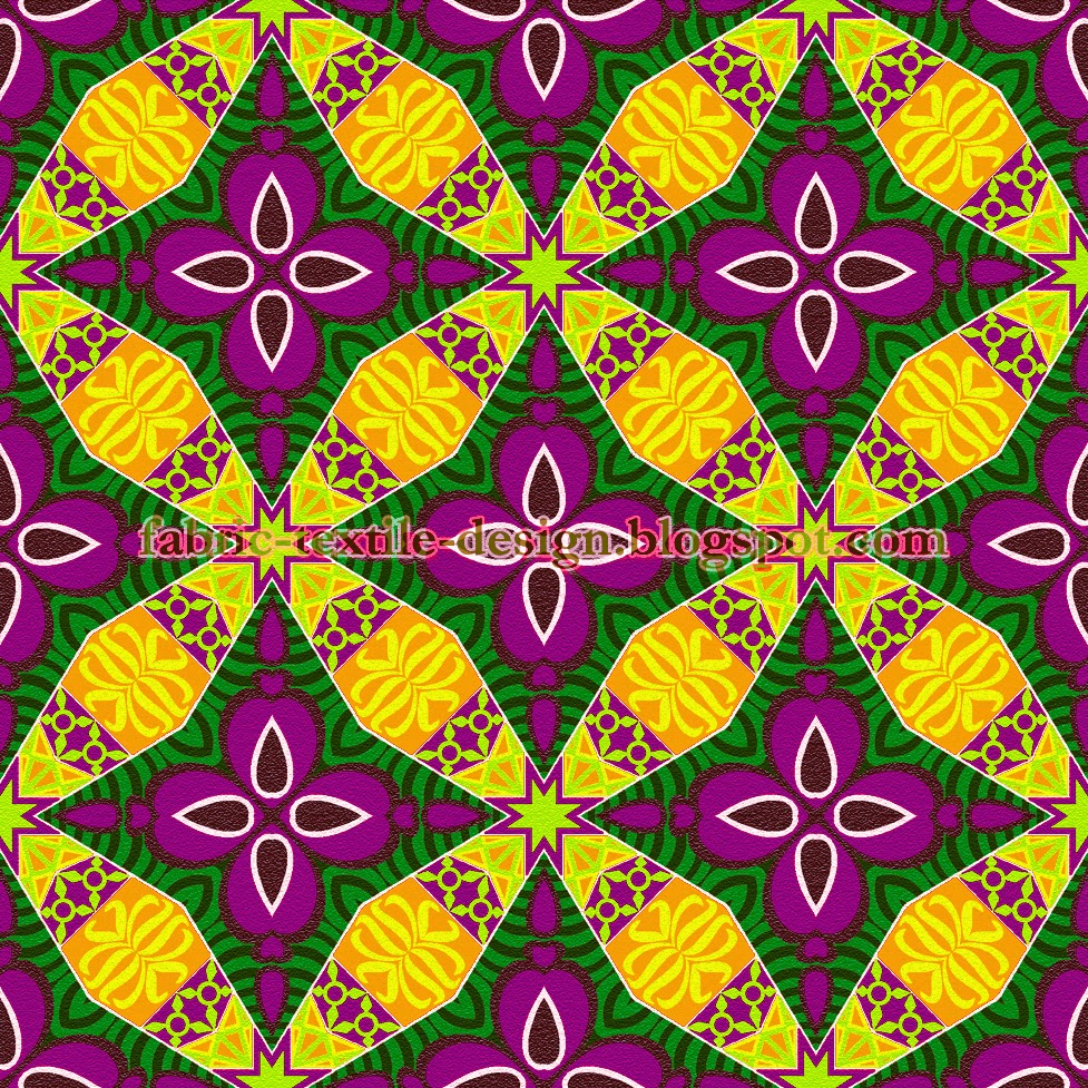 Custom Card Template print design : block printing on fabric, print on textile, pattern design ...