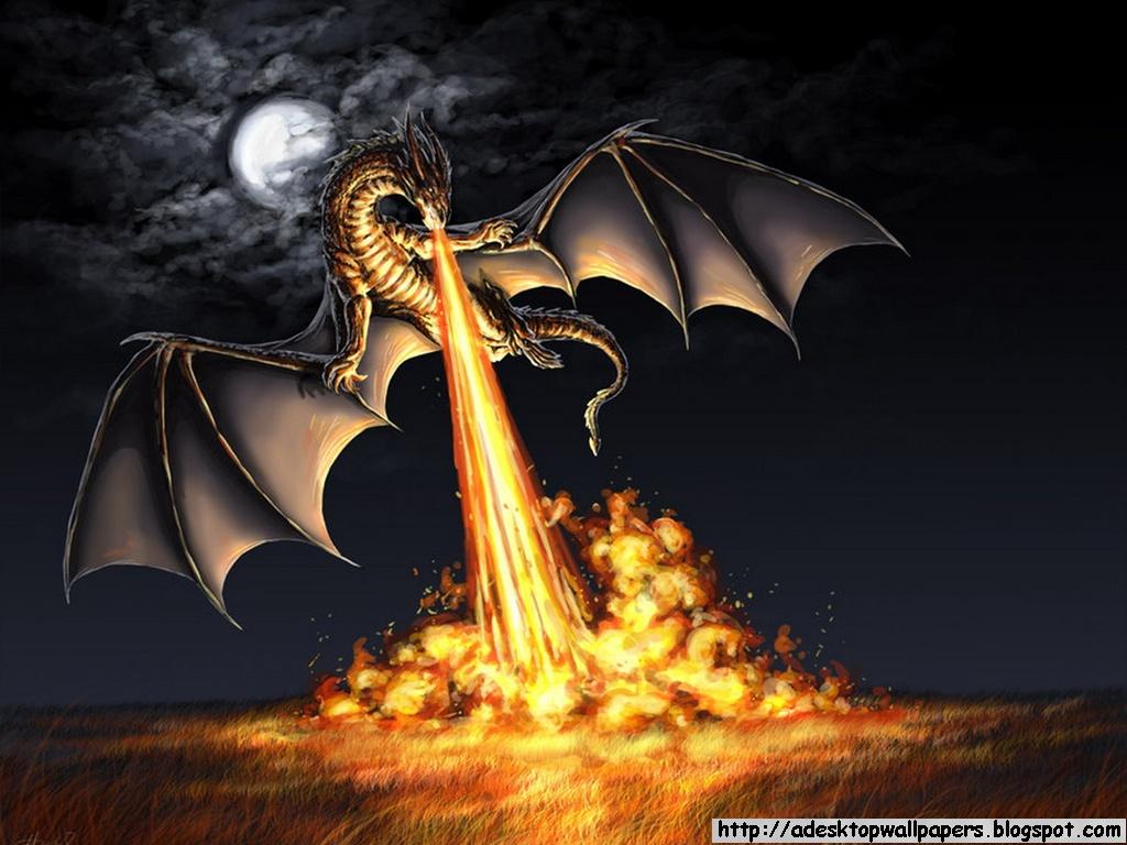 Dragon Fantasy Desktop Wallpapers PC Free Wallpaper
