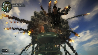 just cause 2 pc game screenshot gameplay review 4 Just Cause 2 (PC/MulTi2) RePack