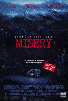 Watch Misery 1990 Hollywood Movie Online | Misery 1990 Hollywood Movie Poster