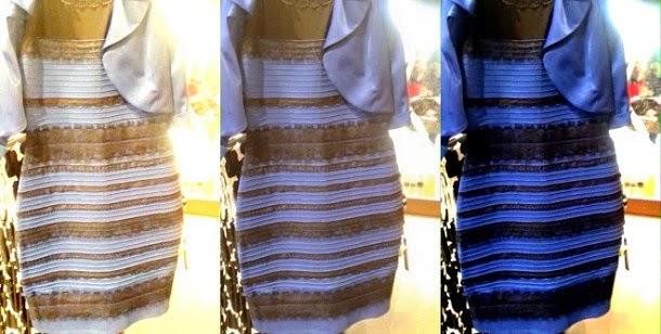 Conheça a ciência por trás da cor do vestido