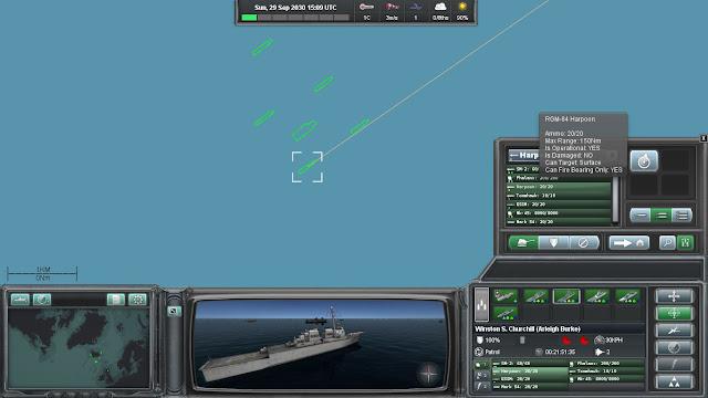 naval war arctic circle