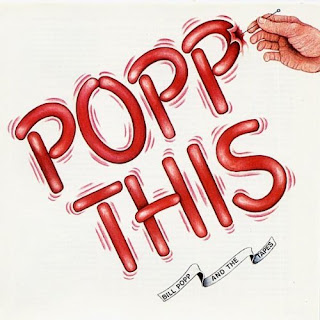 Bill Popp & The Tapes - Popp This - 1989