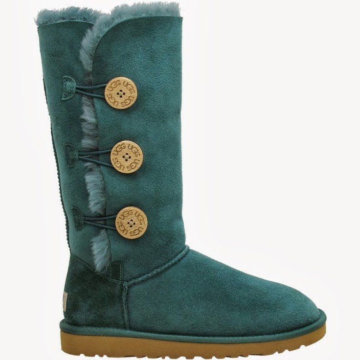 The Most Amazing Bailey Button Triplet Light Blue Boot