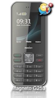 harga Nexian Magneto G253 2011