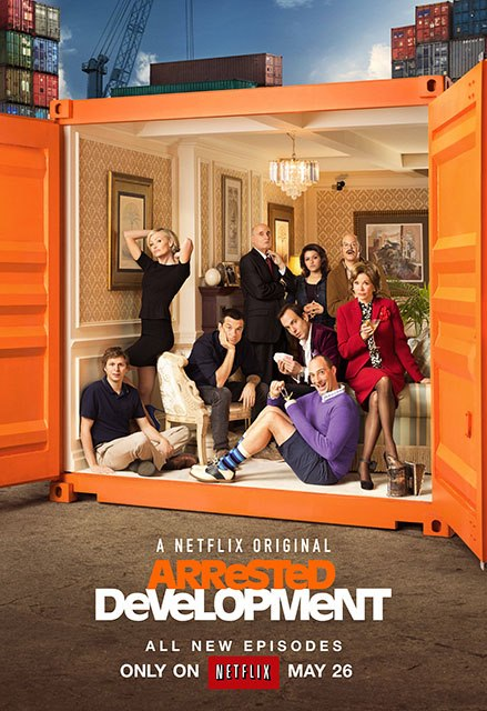 Arrested Development - Season 4 - New poster(s)