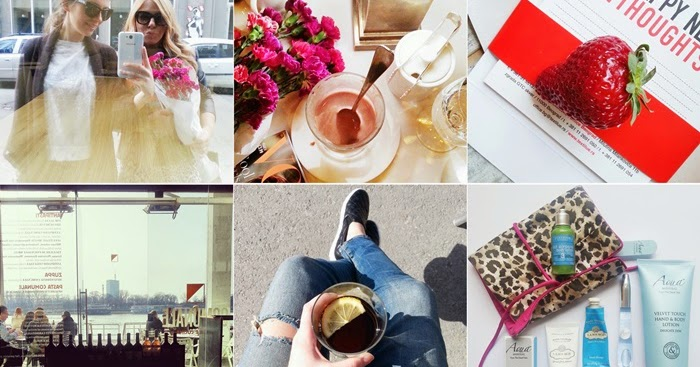 Fashion And Style Week S Through Instagram 13