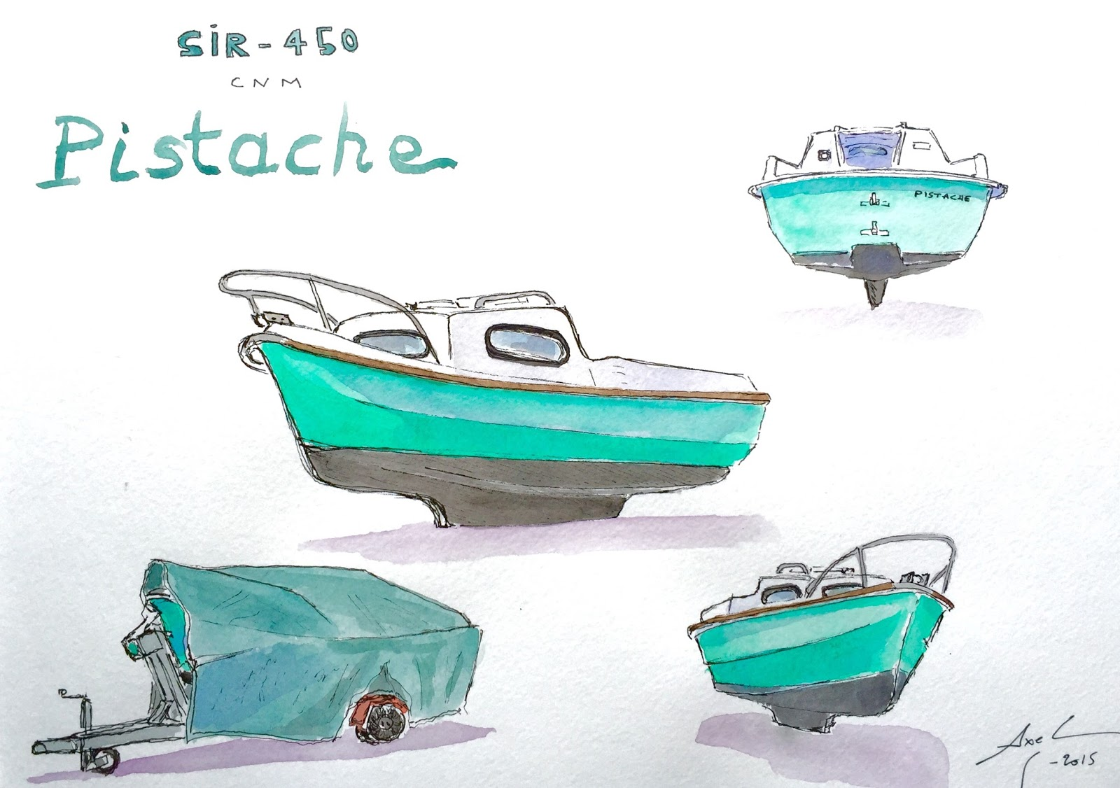 carnets du croque ma tre bricolage sur un bateau. Black Bedroom Furniture Sets. Home Design Ideas