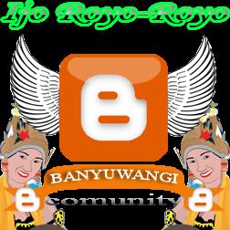 Komunitas Blogger Banyuwangi, Blogger Banyuwangi
