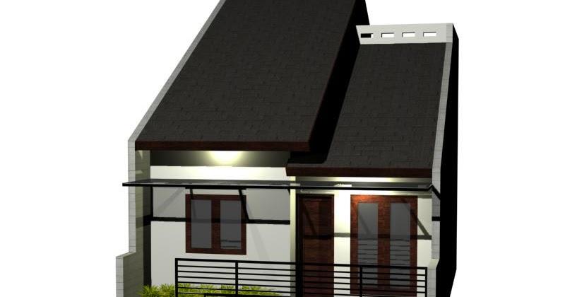 desain rumah kecil ukuran 60m2 desain rumah rumah