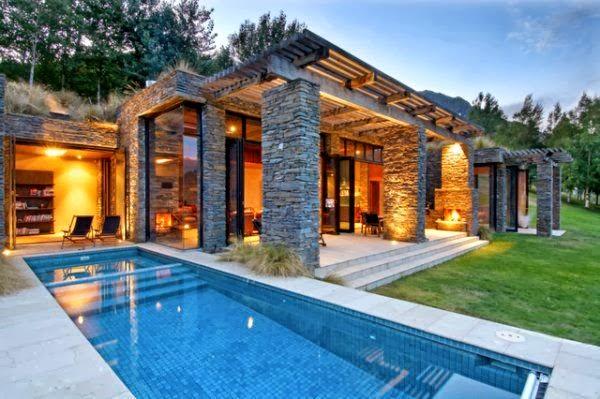 Il mio angolo nel mondo le case pi belle del mondo for Belle case con piscine