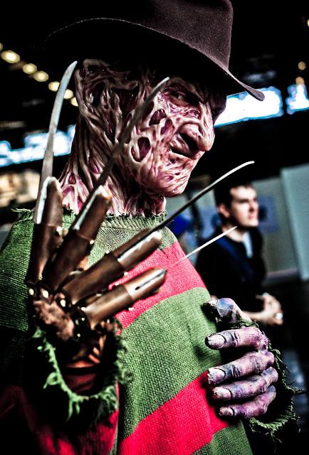 Cosplay para Halloween Freddy Krueger