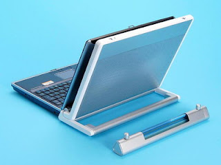 fuel cell laptop battery