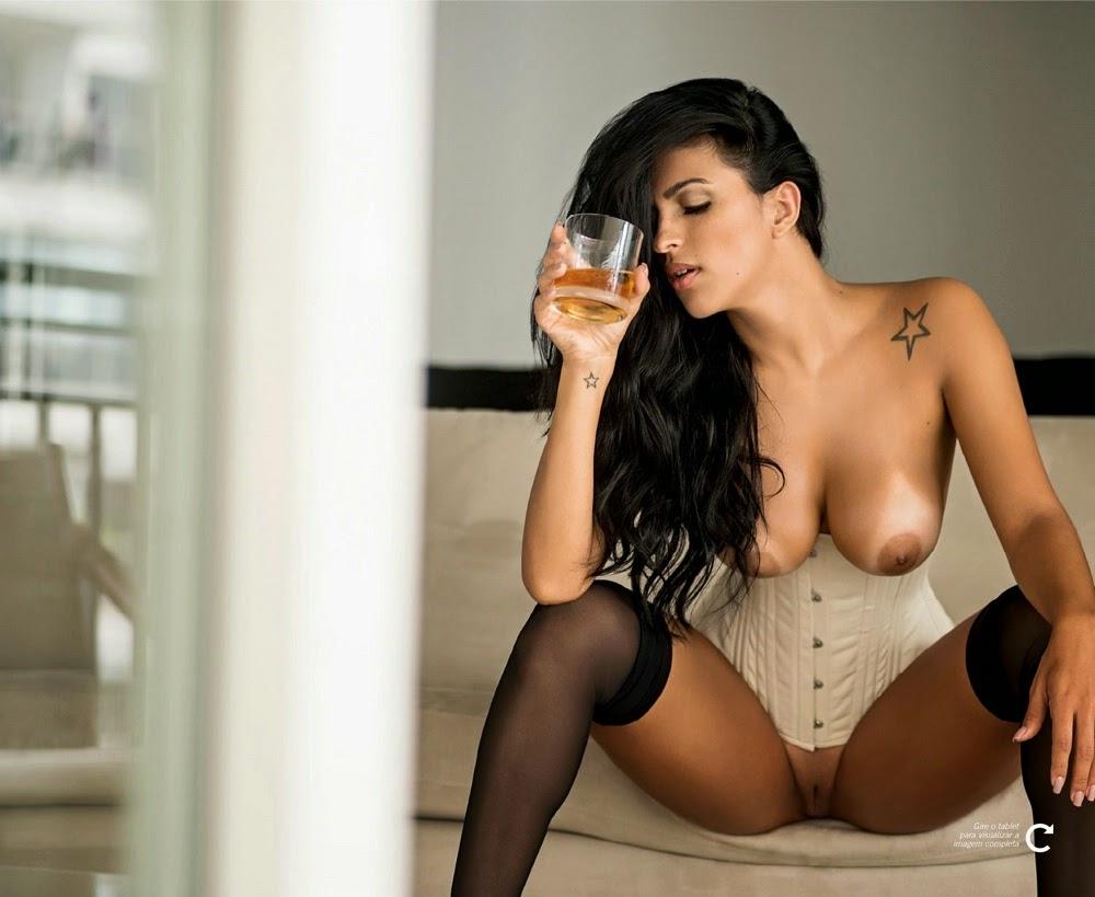 Ana Paula Maciel Nuas Gaby Pot Ncia Nua Playboy De Abril