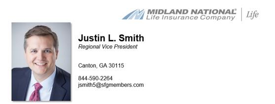 Justin Smith - Regional Vice President