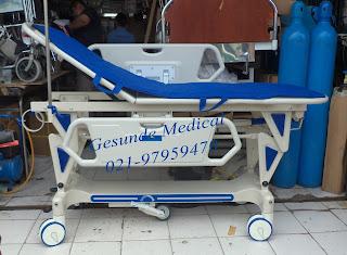 Brankar Rumah Sakit YQC-2R