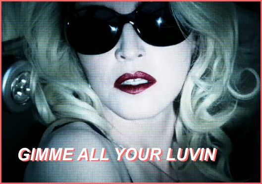 Madonna New Song 'Gimme All Your Luvin'