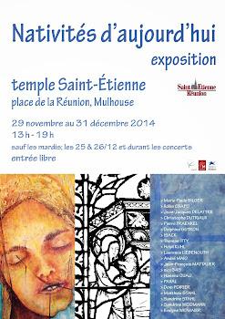 Notre nouvelle exposition en décembre 2014 :