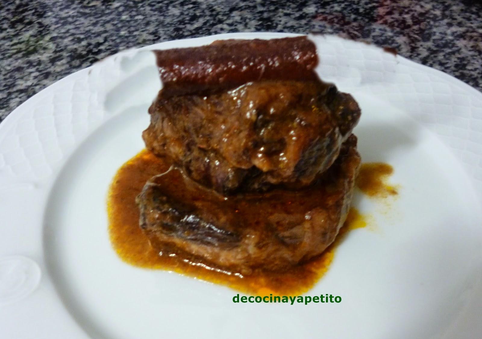 Como Cocinar Rabo De Ternera | Cocinando Con Vicky Recetas De Cocina Rabo De Ternera A La Canela