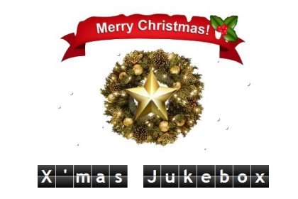 聖誕音樂點唱機﹍部落格應景外掛