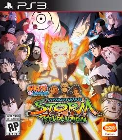Naruto Shippuden: Ultimate Ninja Storm Revolution (DEMO) – PS3