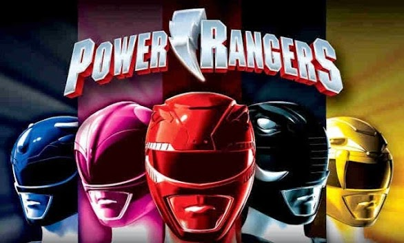 Power Rangers Movie Segera Diangkat ke Layar Lebar