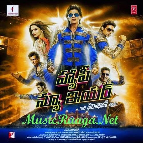 Happy New Year Telugu Mp3 Songs