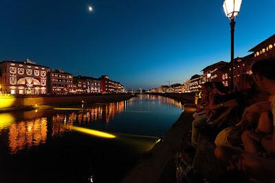 Luminara Pisa giugno